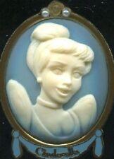 Disney Cinderella Princess Porcelain Cameo Series Cinderella Variation pin
