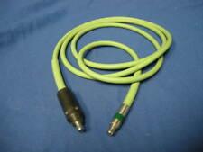 FIBER OPTIC LIGHT CABLE ACMI MALE TO ACMI MALE APPROX 6' FT LENGTH