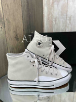 Sneakers Mens Converse 159505c Chuck Taylor AS Pro Suede High Top Pale White Off