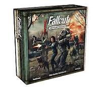 Fallout Wasteland Warfare Two-Player Starter Set Mophidius MUH 051235