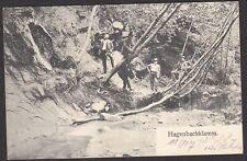 7690 Sankt Andrä-Wördern - Hagenbachklamm 1907 - Bezirk Tulln