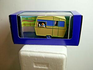 Tim & Struppi Tintin Caravan 29028 Car Moulinsart 1/43