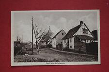 Gruss aus Orlishausen b. Sömmerda Straßenansicht i. Thüringen