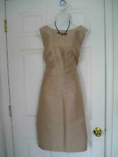 $209 NWT TALBOTS FORMAL SILK DUPIONI DRESS SHEATH 14WP 14W Petite 1XP 1X (#613)