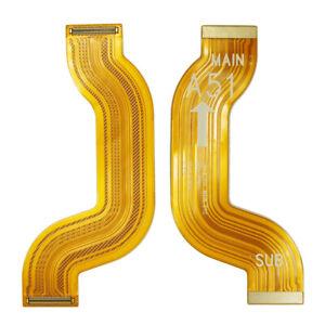 Main Board Motherboard Flex Cable Ribbon For Samsung Galaxy A51 A515F