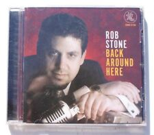 Sealed Rob Stone Back Around Here Cd Earwig Records Us 2010