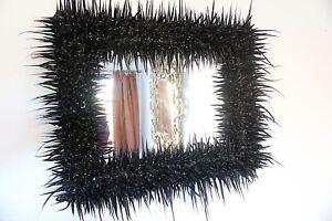 Mirror, Gothic, avant garde, work of art, highly unusual, objet d'art