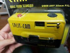 Split Cam 35mm Camera Morph Image Fusion Morphing Composite Fun Kid Child New!