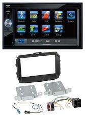 Blaupunkt SD Bluetooth 2DIN MP3 USB AUX Autoradio für Alfa Giulietta 2010-2014