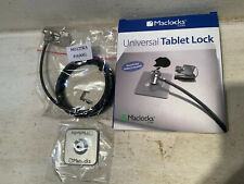 Maclocks CL15Utl Universal MacLocks Tablet Lock Security Keyed Cable Lock