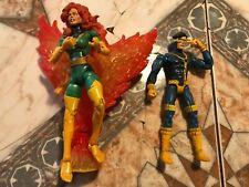 Marvel Legends Phoenix Cyclops Action Figures