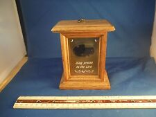 "Sing Praise To The Lord ""How Great Thou Art"" Music Box"