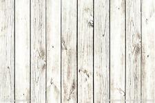 Wood Floor Vinyl Photography Backdrop Photo Background Studio Props 5X3FT WF79