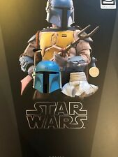 Hot Toys Star Wars Animated Boba Fett Helmet Sculpt loose 1/6th scale