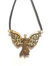 Collana Angelo Meccanico Tessa Shadowhunters Origini Clockwork Angel Idea Regalo