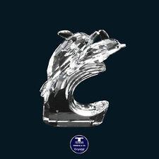 "[SPECIAL OFFER] ""Dolphin Couple"" Austrian Crystal Figurine was AU$83.00"