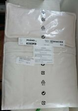 "IKEA POANG Chair Cushion 000.961.68 SEALED BEIGE COLOR PLEASE SEE PICS 35""×16"""