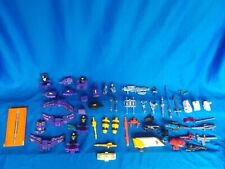 G1 TRANSFORMERS GOBOTS / BEAST WARS VOLTRON? ACCESSORIES WEAPONS LOT NO RESERVE