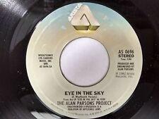 "ALAN PARSONS PROJECT Gemini b/w Eye In The Sky AS0696 7"" 45rpm Vinyl VG++"