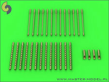 1/32 MASTER MODEL AM32058 13 x BROWNING BARRELS for B-17 FLYING FORTRESS PROMOTE