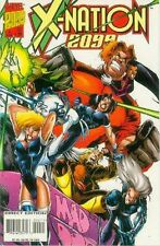 X-Nation 2099 # 2 (humberto ramos) (Estados Unidos, 1996)