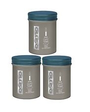 Osmo Essence Clay Wax No Shine 100ml x3 Tubs Official Stockists