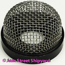 Marine Boat Wire Mesh Aerator Livewell  Baitwell Pick up Strainer Filter Screen