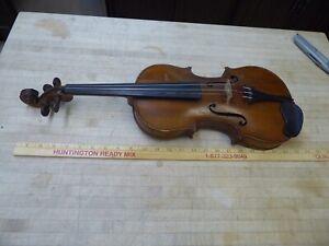 4/4 Violin, G.A.Pfretzschner, Copy Stradivarius, Markneukirchen Germany