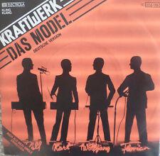 """7"""" 1978 KULT ! KRAFTWERK : Das Model / The Model MINT-?"""