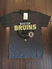 Boston Bruins NEW Men's Small Wrist Shot T-Shirt . NHL Hockey Apparel Fan Adult