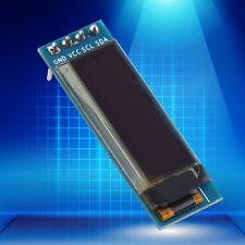 """0.91""""128x32 IIC I2C White DIY OLED LCD Display Module 3.3V Fr PIC Arduino Hot im"""