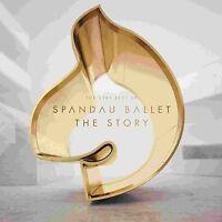 SPANDAU BALLET - THE STORY-THE VERY BEST OF  CD NEU