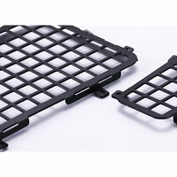 For MN Land Rover Defender D90 Upgrade Parts 1Set Car Rear Window Mesh DIY Parts