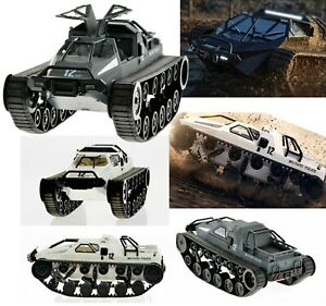 Ripsaw High Speed RC Tank 1:12 All Terrain Off Road Military Truck See VIDEO