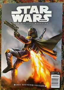 STAR WARS Insider SPECIAL EDITION Magazine 2021 Issue SOUVENIR EDITION Boba Fett