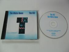 The KLF -  The White Room / Justified & Ancient (CD 2003) USA Pressing