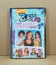 Zoey 101: The Complete Second Season 2 (DVD, 2008, 3-Disc Set) NEW & SEALED