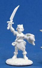 Elliwyn heatherlark Gnome Bard-Reaper Miniatures Dark Heaven Ossa - 77164