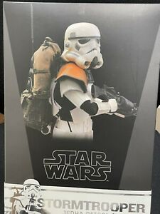 Hot Toys MMS 392 Star Wars Rogue One Stormtrooper Jedha Patrol TK-14057 from JP