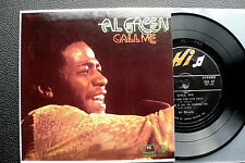 EP Al Green - Call Me - US Hi 33 1/3 NM