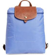 Longchamp Le Pliage Nylon Foldable Backpack ~Lavender Purple~ NEW
