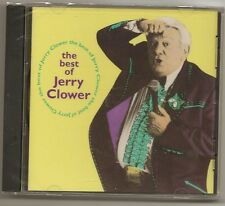 "JERRY CLOWER, CD ""THE BEST OF JERRY CLOWER"" NEW SEALED"