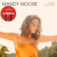 Mandy Moore Silver Landings Target Exclusive Cd With 2 Bonus Tracks Pop