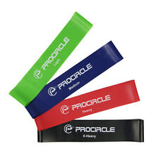 Resistance Bands Exercise Loop Set for Yoga Fitness Stretch Therapy Strength