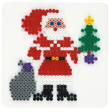 Plate Father Christmas for Pearls Standard ( Ø5 MM) - Hama