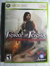Prince Of Persia The Forgotten Sands Xbox 360 -  New Factory Sealed