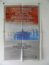 Close Encounters Of The Third Kind 1980 Movie Poster 27 by 41