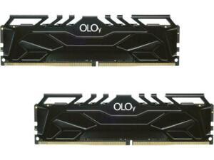 Oloy 32gb (2 X 16gb) 288-pin Ddr4 SDRAM 3000 Pc4 24000 Memory MD4U163016CGDA RAM