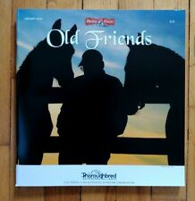 2020 8TH EDITION OLD FRIENDS MAGAZINE BY DAILY RACING FORM