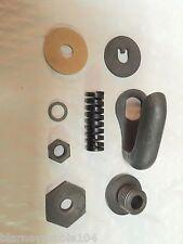 Harley Knucklehead UL Parkerized Steering Damper Top Rebuild Parts Kit 36-48 EL
